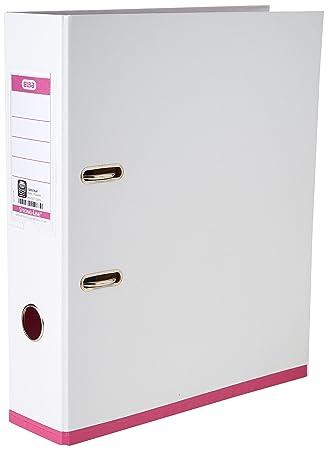 Elba 100023638 - Archivador, 80 mm, 1 unidad: Amazon.es: Oficina y papelería