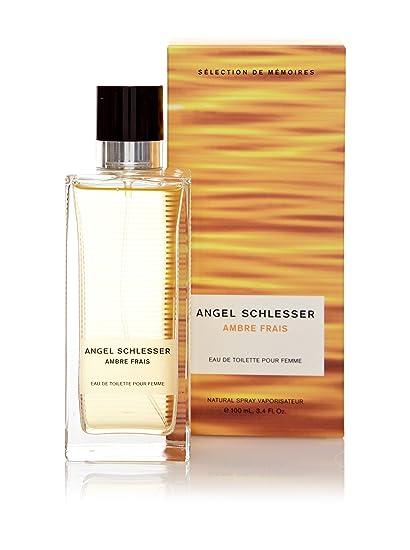 Angel Schlesser Ambre Frais Perfume para Mujer - 100 ml