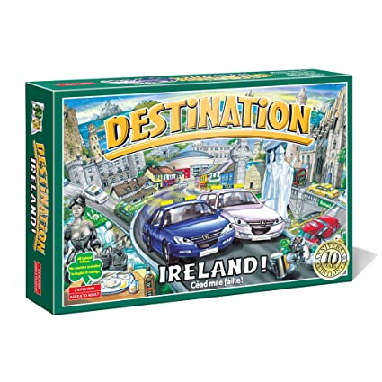 Amazon.com: Destino Irlanda. 10th Anniversary Edition ...
