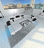 Design Sectional Sofa BELLAGIO LED U Shape