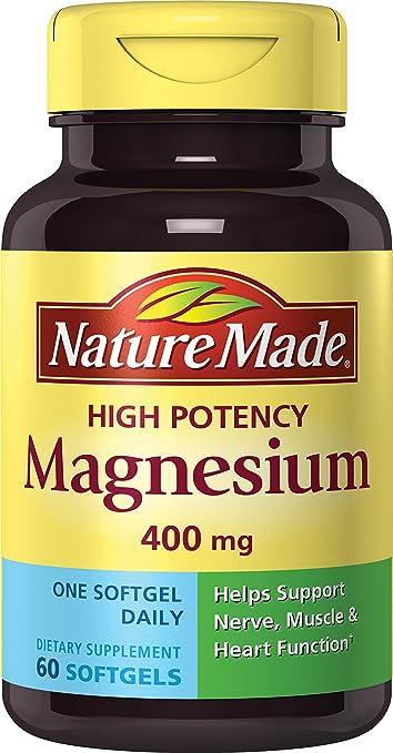 pérdida de peso después de beber citrato de magnesio