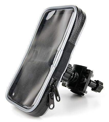 DURAGADGET Soporte para Bicicleta/Carrito/Carro De Golf para GPS Tomtom GO 5200 World