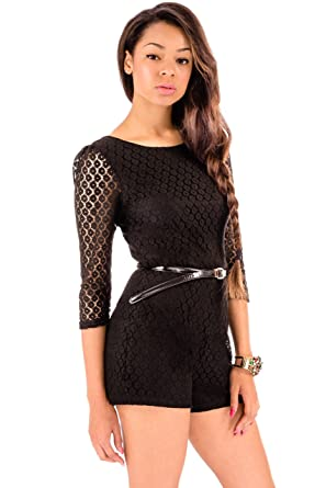 Sexy Playsuit Women Womens Playsuits Lace Play Suits Ladies Boho