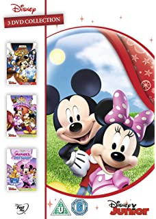 Mickey Mouse Clubhouse Triple Pack