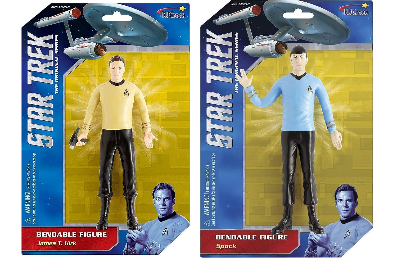 Action Figure Star Trek The Original Series Captain James T Kirk 5 inch