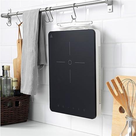 ZigZag Trading Ltd IKEA TILLREDA - Placa de inducción portátil Blanco