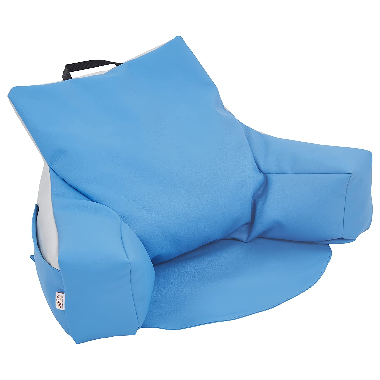 ECR4Kids relax-n-read puf respaldo apoyo cojín silla con ...