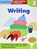 Writing, Grade 1 (Kumon Writing Workbooks)