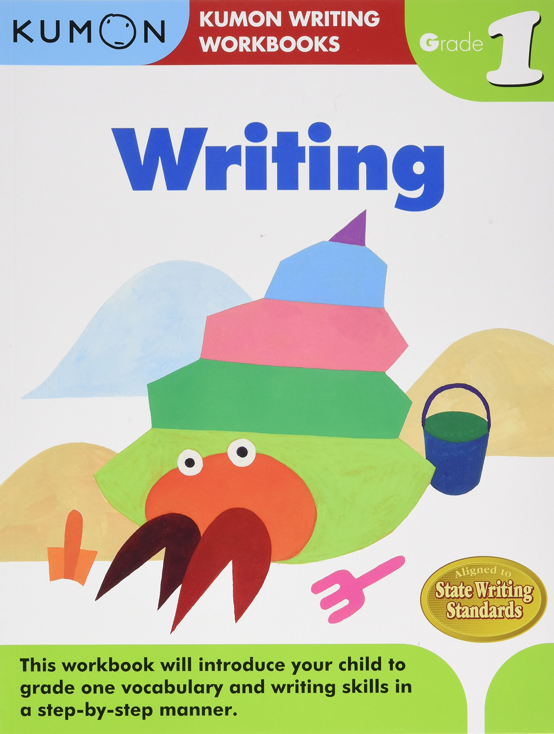 Grade 1 Writing (Kumon Writing Workbooks): Kumon Publishing ...
