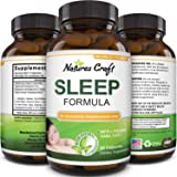 Best Natural Revitalizing Sleep Formula - End Fatigue - Supports Deep Uninterrupted Sleep - Non Addictive Supplement - Magnes