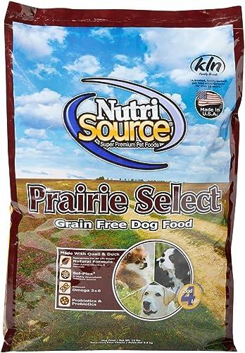 Nutrisource Grain Free Prairie Select