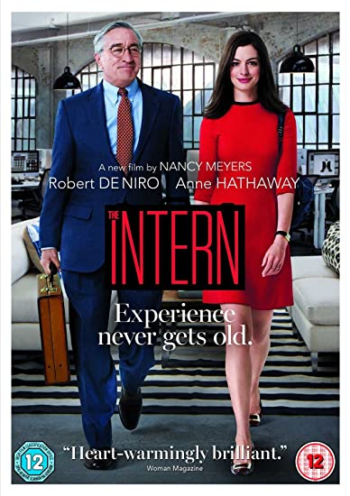 The Intern  DVD   2016   Amazon.co.uk  Robert De Niro fdaf946f78176