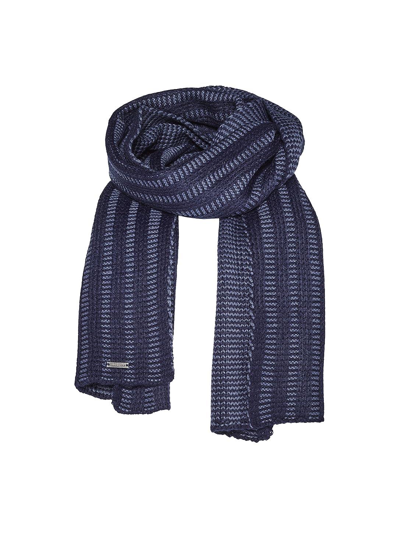 Colorado Denim Keaven, Sciarpa Bimbo Blu (Navy) Taglia Unica Bay City Textilhandels GmbH 13392-010