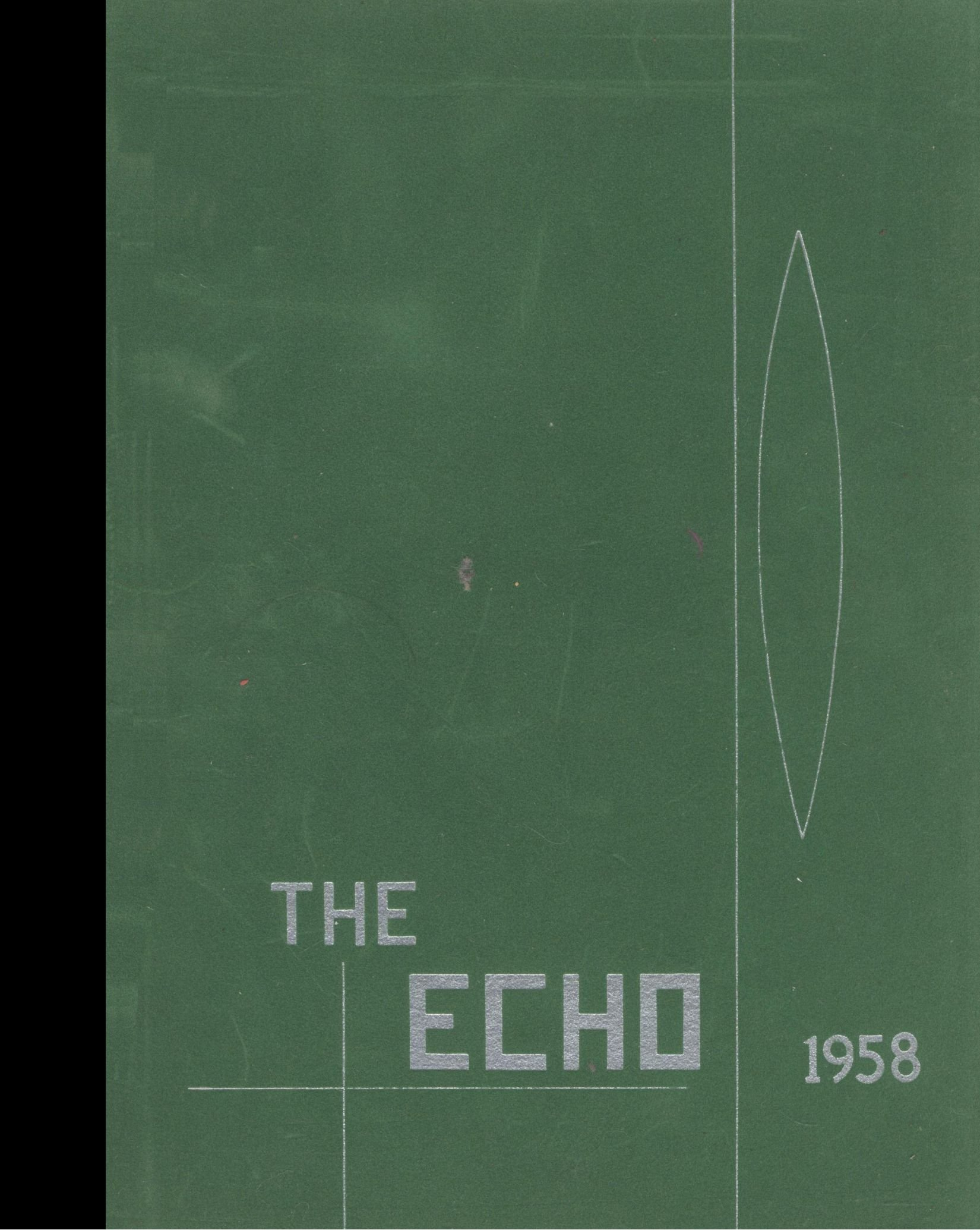 Reprint) 1958 Yearbook: Springfield Township High School