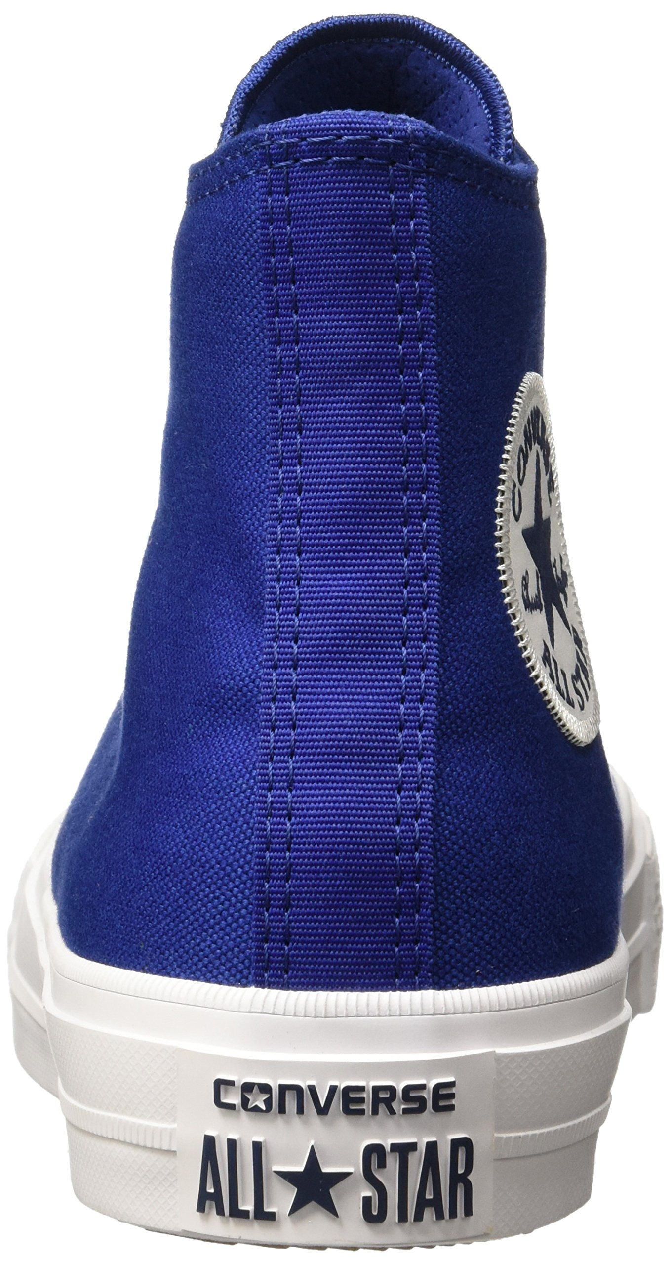 Converse Men's Chuck Taylor All Star II Hi, (Blue), 4 by Converse (Image #2)
