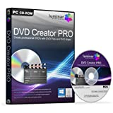 DVD Creator PRO - Powerful DVD Creation Software. Convert AVI, WMV, MP4 & More to DVD (PC & Mac) - BOXED AS SHOWN