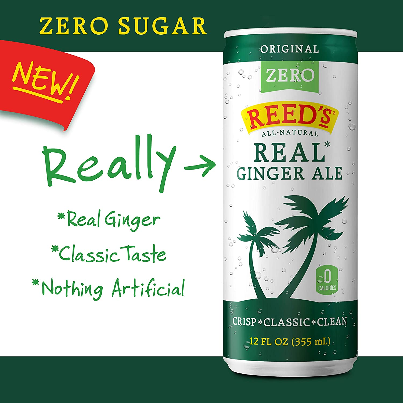 Free Amazon Promo Code 2020 for Zero Sugar Real Ginger Ale