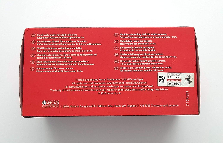 Ref: 7174020 1995 Jean Alesi Voiture 1//43 mod/èle 412T OPO 10