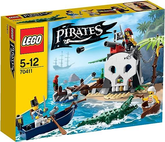 LEGO Pirates - Isla del Tesoro (6100654): Amazon.es: Juguetes y juegos