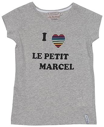 fd8ead7dbbce7 Little Marcel Teelove - T-Shirt - Mixte Enfant: Amazon.fr: Vêtements ...