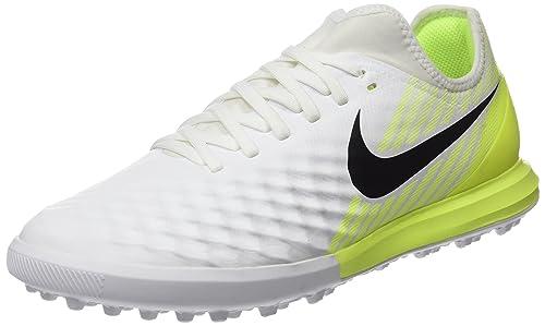 on sale f4a3c a8844 Nike Magistax Finale II Tf, Scarpe da Calcio Uomo, Bianco (WhiteBlack