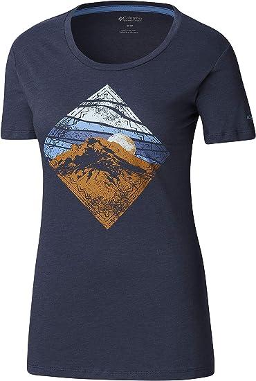 Columbia Womens Weekend Views Tee Shirt