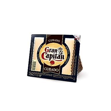 Gran Capitán Cuña Queso Curado Mezcla - 250 gr: Amazon.es ...