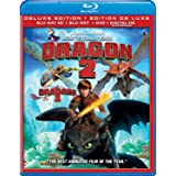 How to Train Your Dragon 2 (Deluxe Edition) [Blu-ray 3D + Blu-ray + DVD + Digital Copy] (Bilingual)