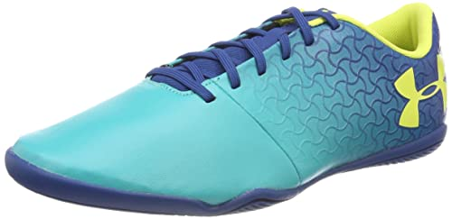 Under Armour UA Magnetico Select in, Chaussures de Football Homme, Vert (Teal Punch), 47.5 EU