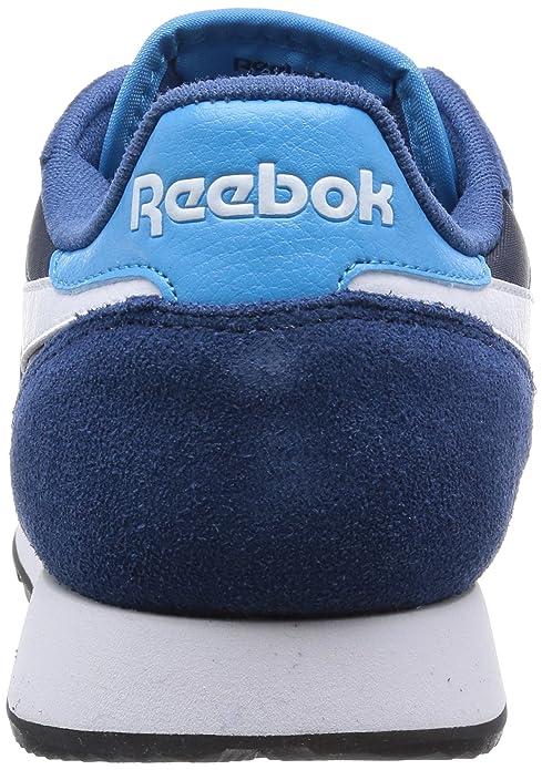 Reebok Classic Sport - Zapatillas para Hombre, Color Azul (Batik Blue/Faux Indigo/Blue Bean/White/Black), Talla 43