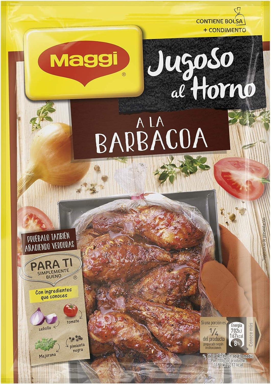 Maggi - Jugoso al Horno a La Barbacoa - 30 g