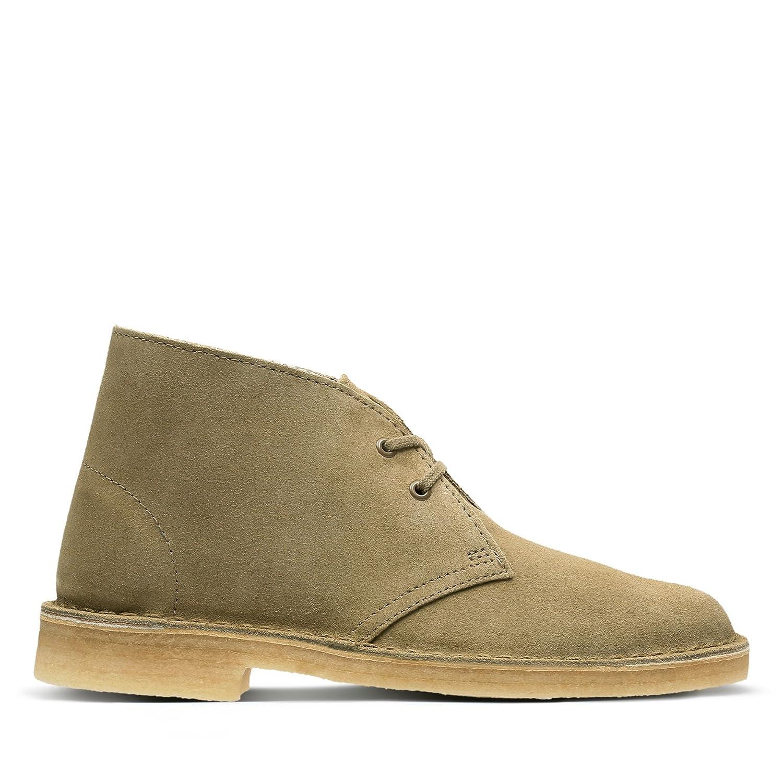 Clarks Men S Originals Ankle Boots Desert Boot Oakwood Suede Brown