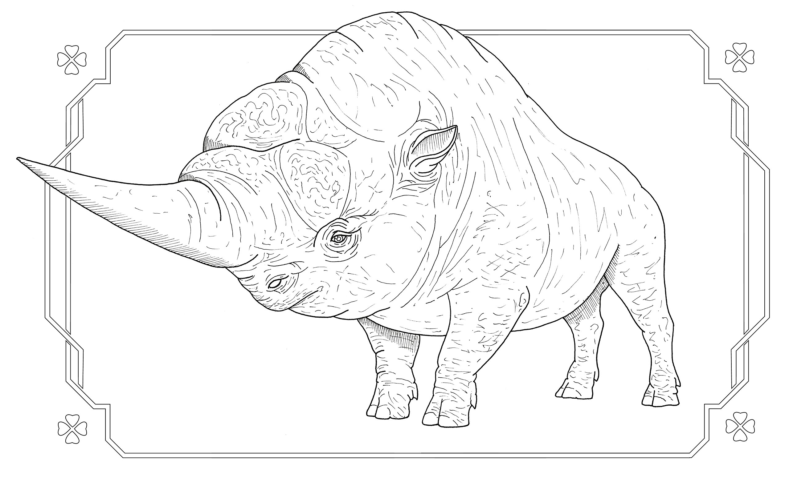 fantastic beasts coloring pages free | Fantastic Beasts Coloring Pages