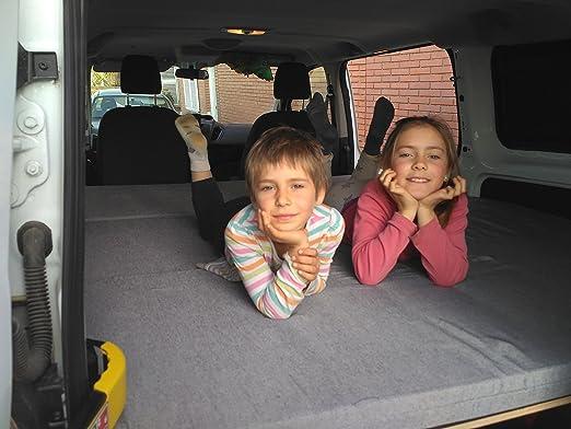 Amazon.es: Cama furgoneta Transit Custom, ligera y desmontable