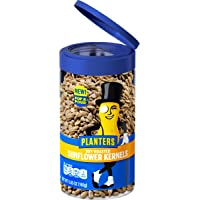 PLANTERS Dry Roasted Sunflower Kernels 5.85 oz Jar | Portable Snack for Easy Snacking | Alternative to Sunflower Seeds | Great After School Snack or Movie Snacks | Kosher