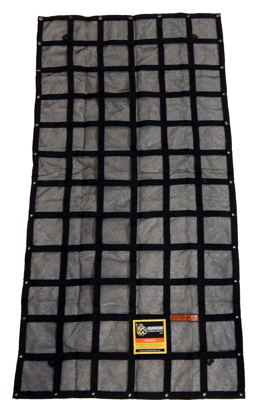 Gladiator Cargo Net - Heavy Duty Cargo Net - Rubicon (GRN-100) - 4.75' x 5.25' Gladiator Cargo Gear