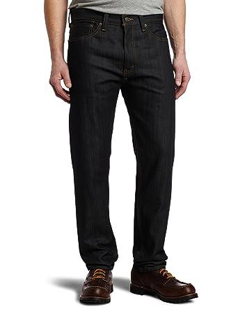84d2fa2c979 Levi's Men's 508 Regular Taper Fit Jeans 33W x 32L Blue: Amazon.co ...