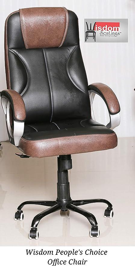 Swell Wisdom Seatings Bmw Revolving Office Chair Standard Size Machost Co Dining Chair Design Ideas Machostcouk