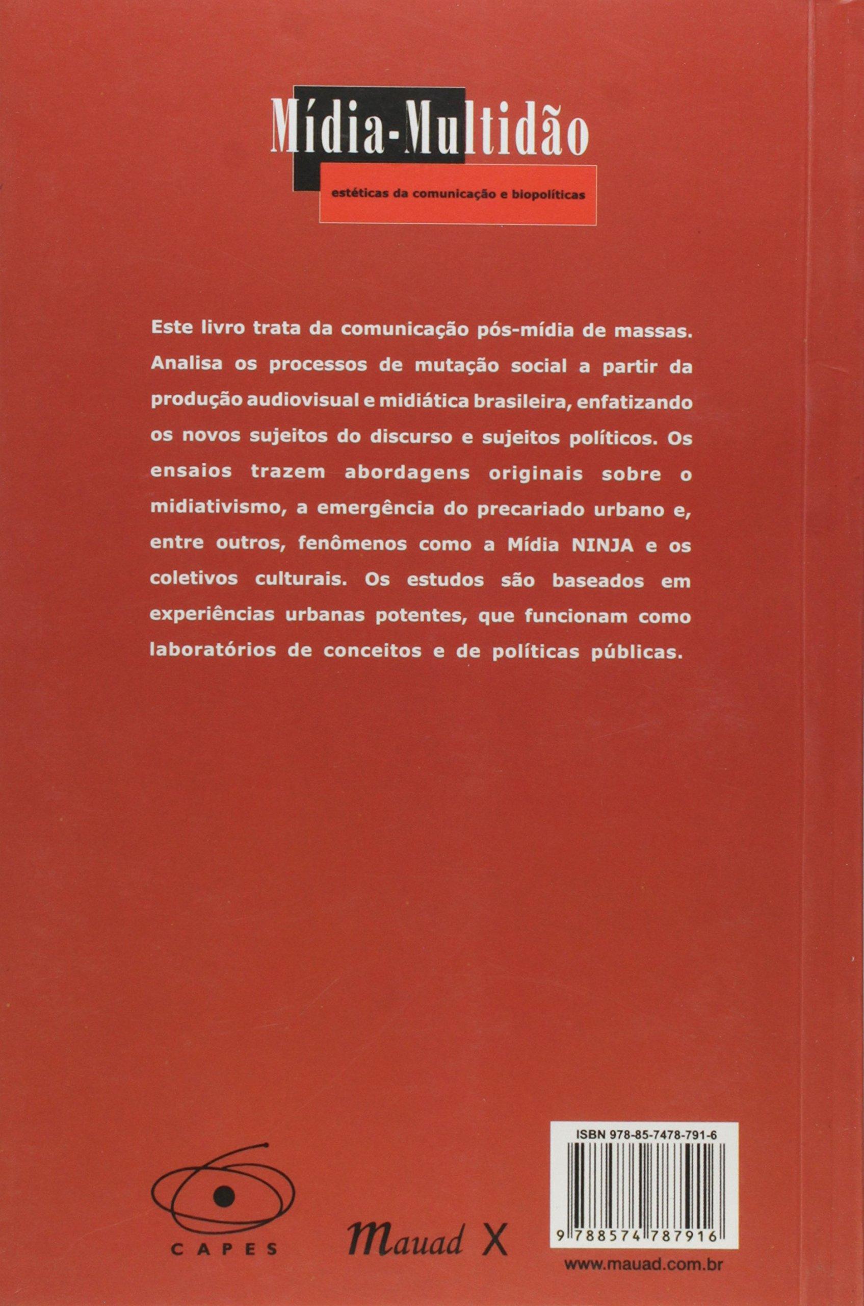Mídia - Multidão: Amazon.es: Ivana Bentes: Libros