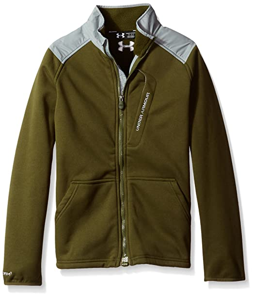 a5f394519 Amazon.com  Under Armour Boys  Storm ColdGear Extreme Jacket  Sports ...