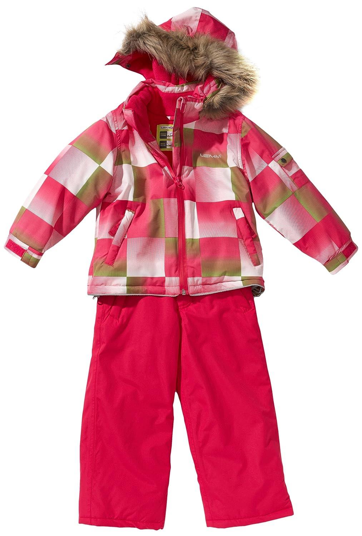 Lemmi Fashion Mädchen Jacke 8000100251 - Ski Overall