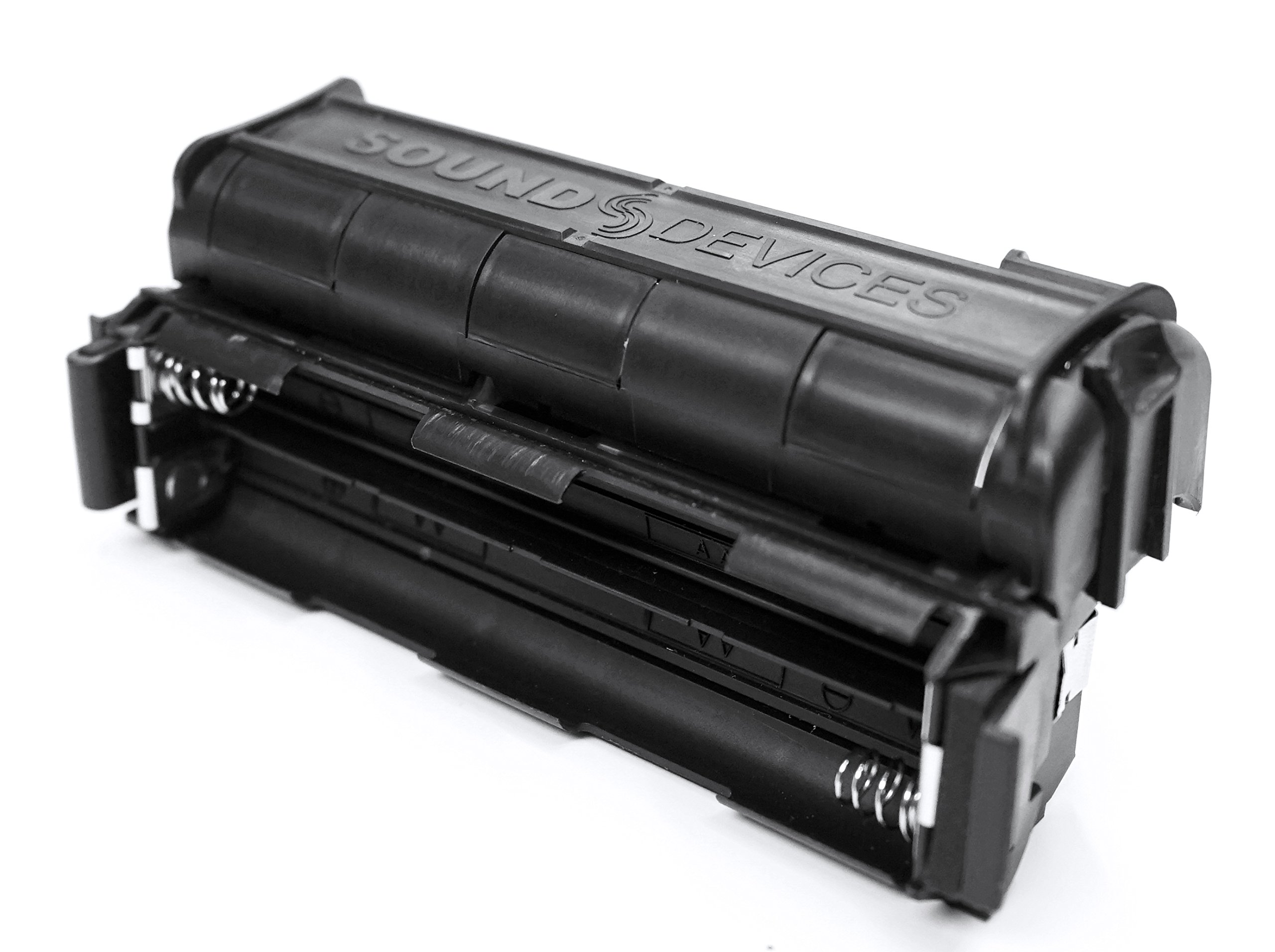 Sound Devices MX-8AA Battery Sled Accessory for the MixPre-3 & MixPre-6 Audio Recorders