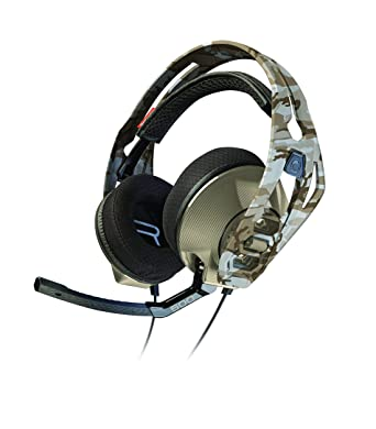 Plantronics RIG 500HX Gaming Headset - Sand Camo (Xbox One): Amazon