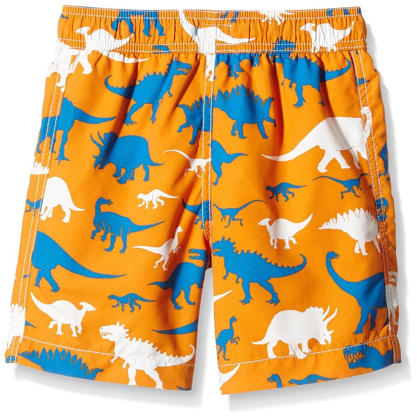 Hatley Boys Wild Dinos Swim Trunks