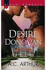 Desire a Donovan (The Donovans Book 7) Kindle Edition