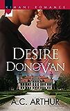 Desire a Donovan (The Donovans Book 7)