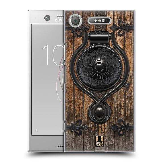 Head Case Designs Celtic Door Knockers Hard Back Case For Sony Xperia XZ1 /  Dual