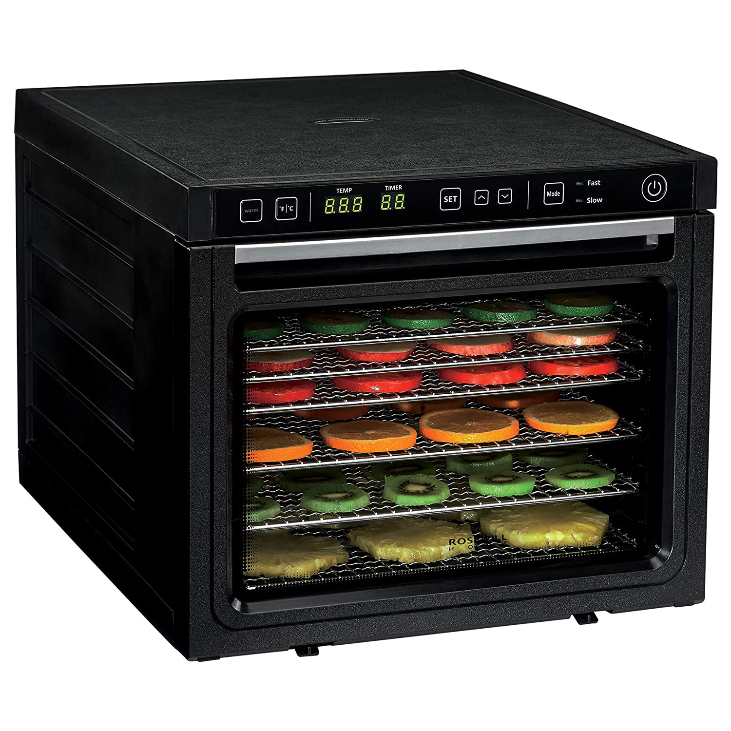 Rosewill RHFD-18001 Black Professional Food Dehydrator