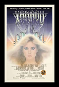 Xanadu - 11x17 Framed Movie Poster by Wallspace