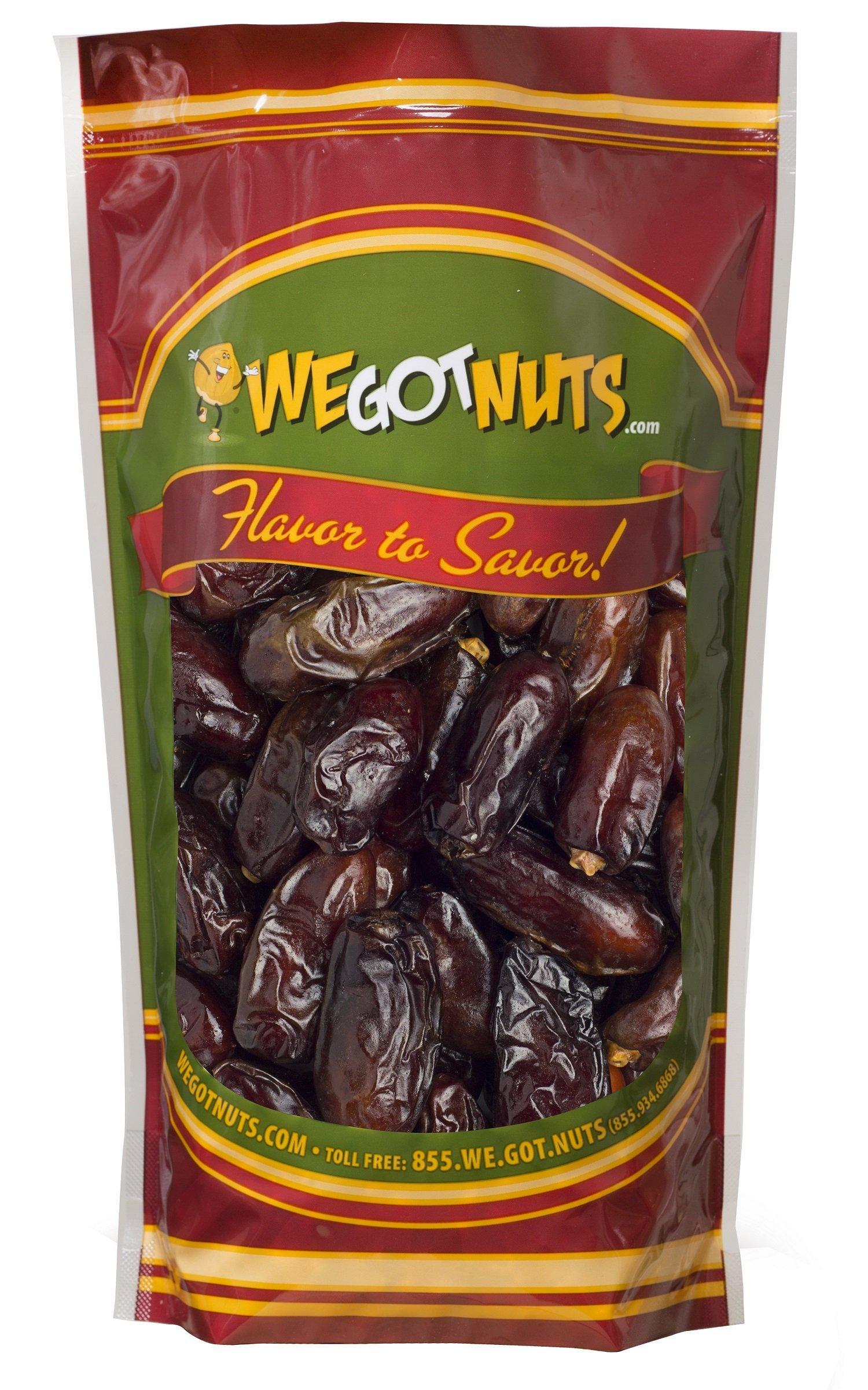 Medjool Dates 1lb - We Got Nuts